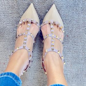 Valentino studded beautiful shoes